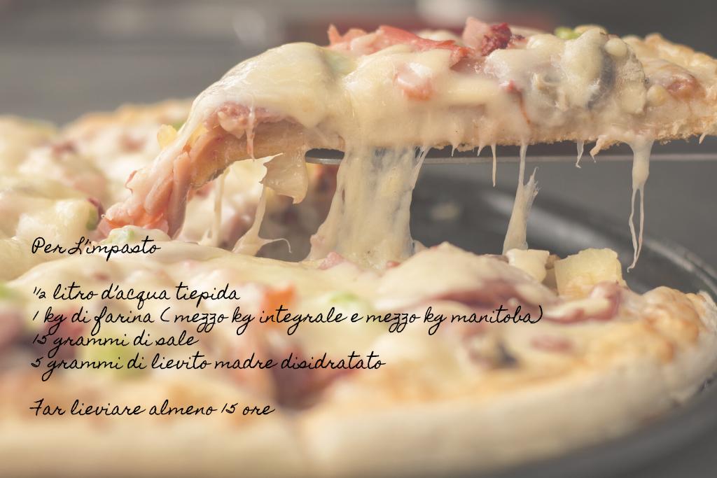 pizza dieta
